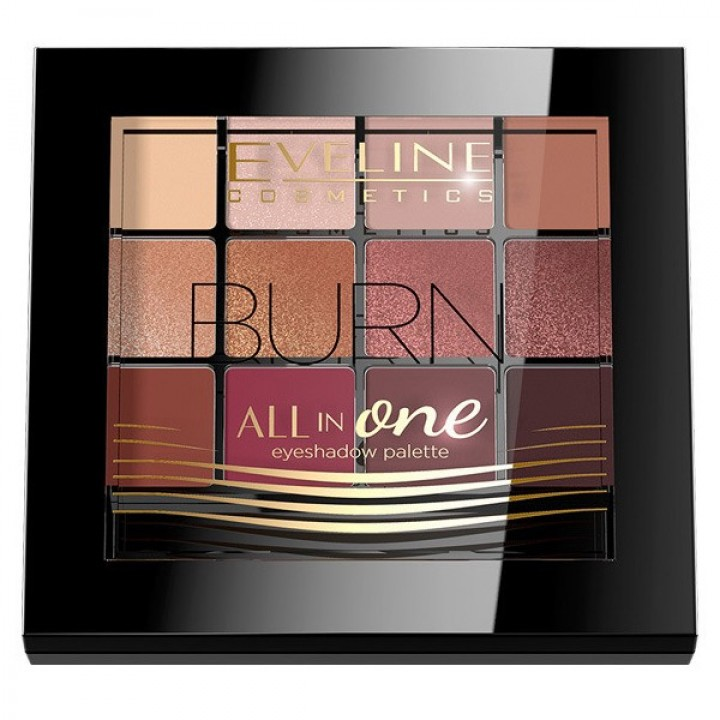 EVELINE ALL IN ONE PALETA 12 CENI BURN