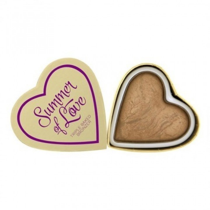 I Heart Makeup Triple Baked Bronzer Puder brązujący odc. Summer of Love