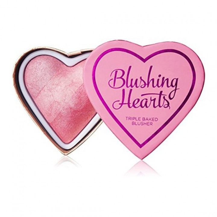 I Heart Makeup Triple Baked Blusher Róż odc. Blushing Heart